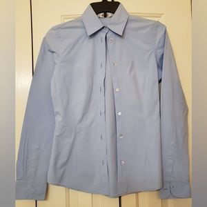 MOSCHINO CHEAP AND CHIC Button down blouse size 6